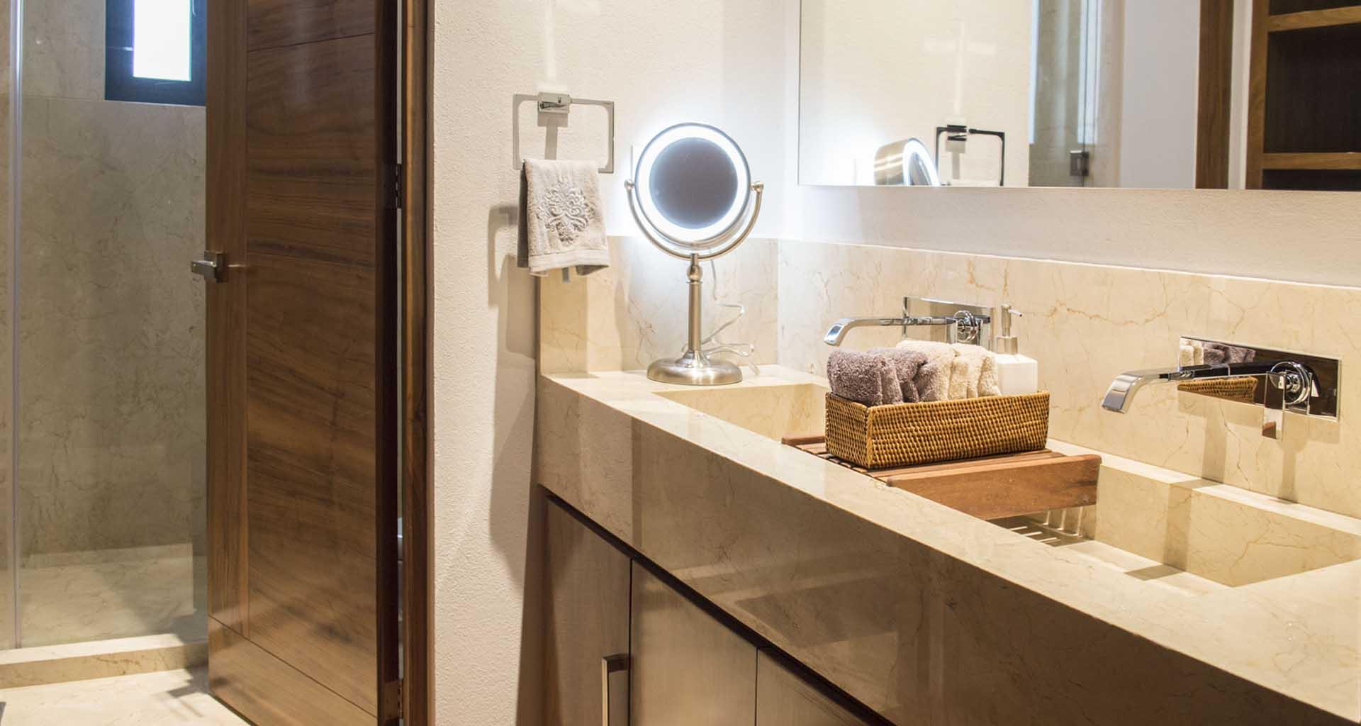Aristóteles 333 departamentos en venta Polanco Mexihom vista baño vestidor