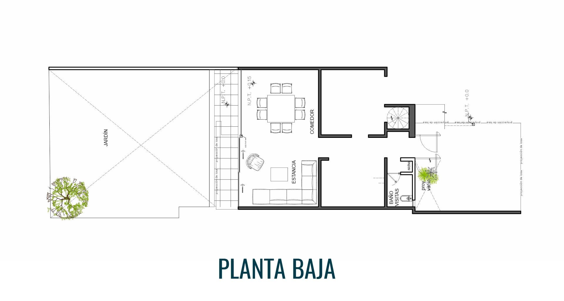 Margaritas 339 residencial Mexihom residencia 1 planta baja