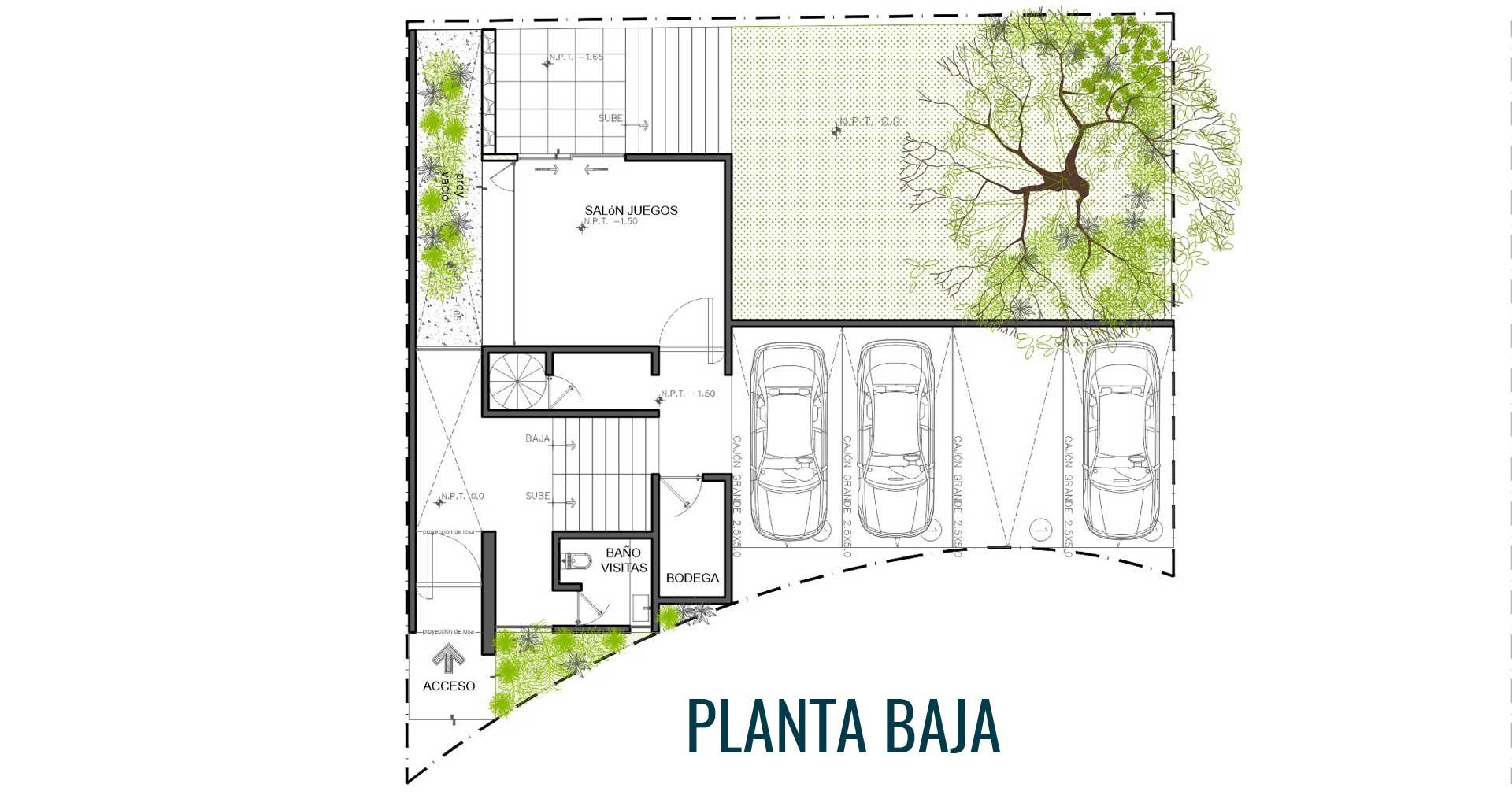 Margaritas 339 residencial Mexihom Residencia 3 planta baja