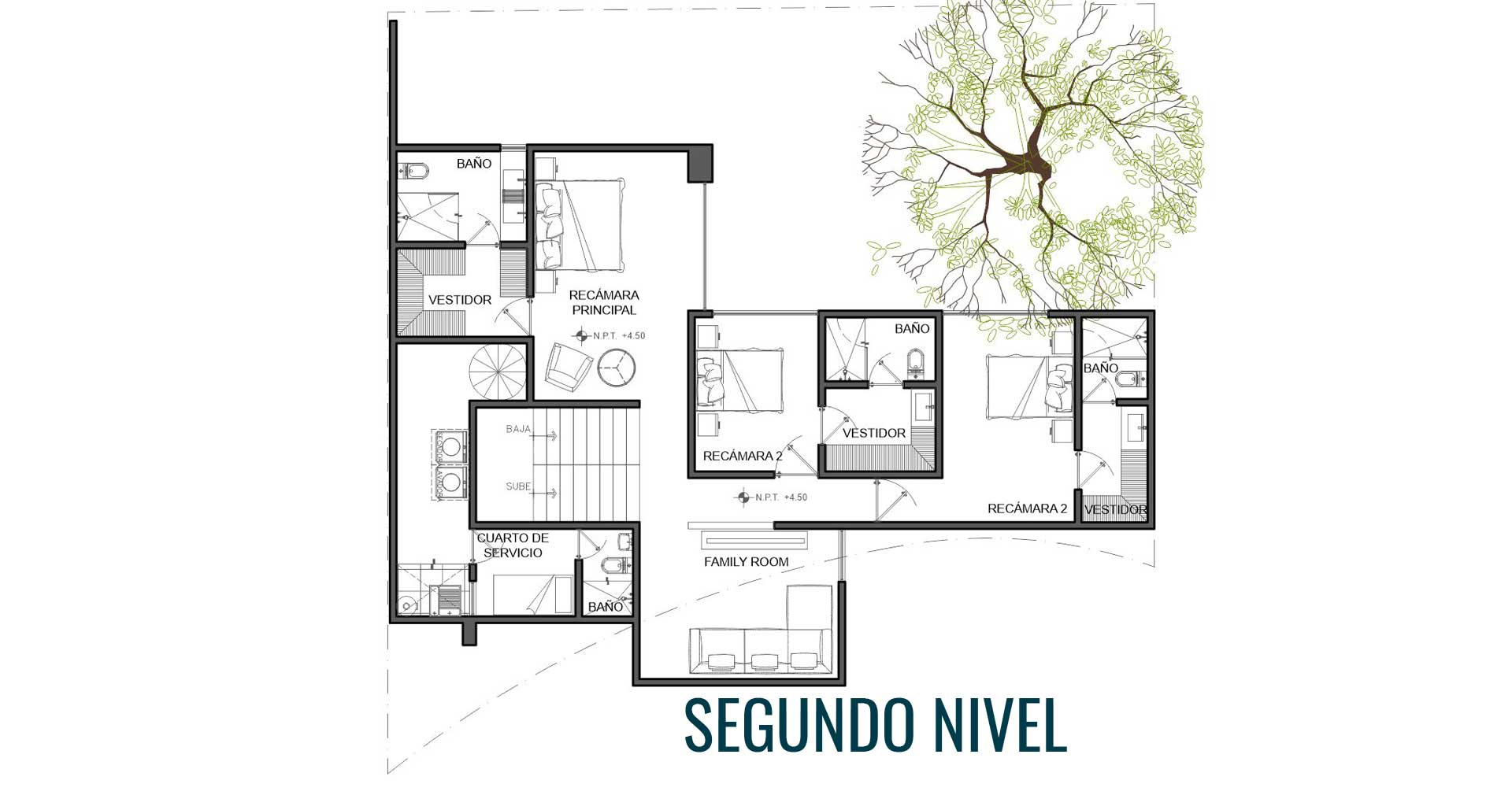 Margaritas 339 residencial Mexihom Residencia 3 segundo nivel
