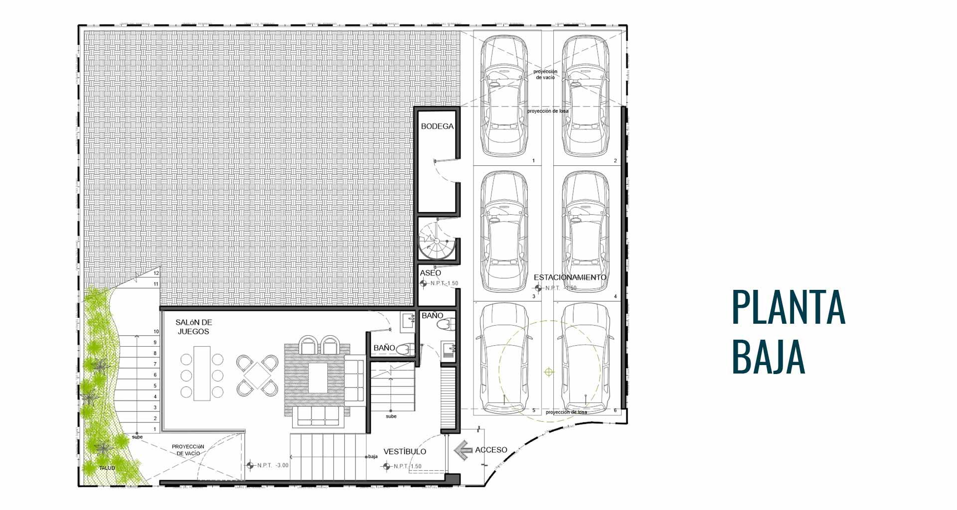 Margaritas 339 residencial Mexihom Residencia 5 planta baja