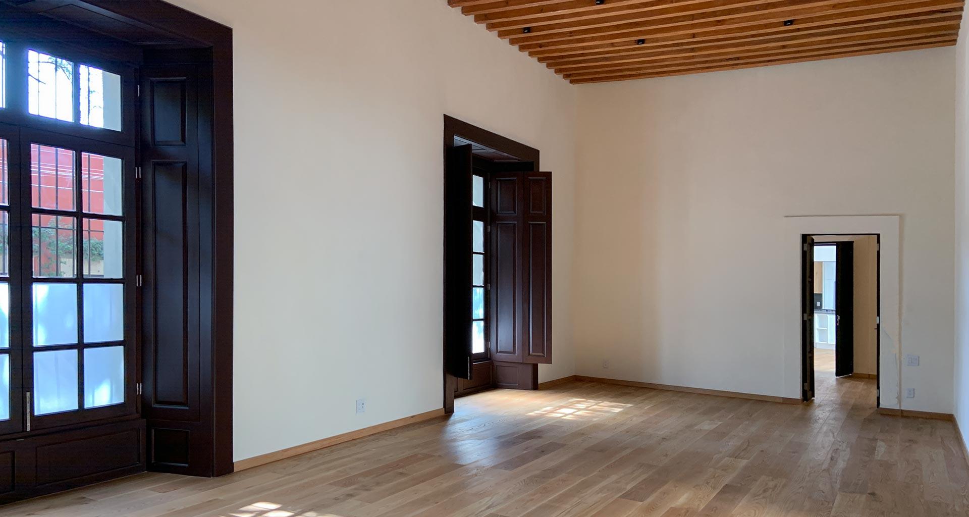 Mexihom 105 Francisco Sosa 15 residencias en el corazón de Coyoacán