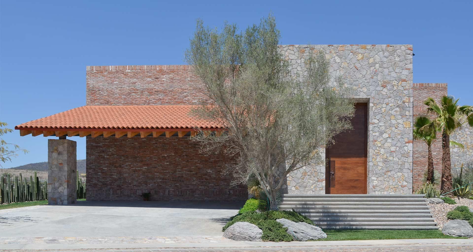 Casa Viñedo San Miguel Mexihom